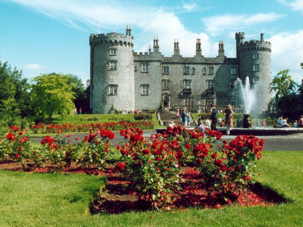 Kilkenny Castle and Gardens